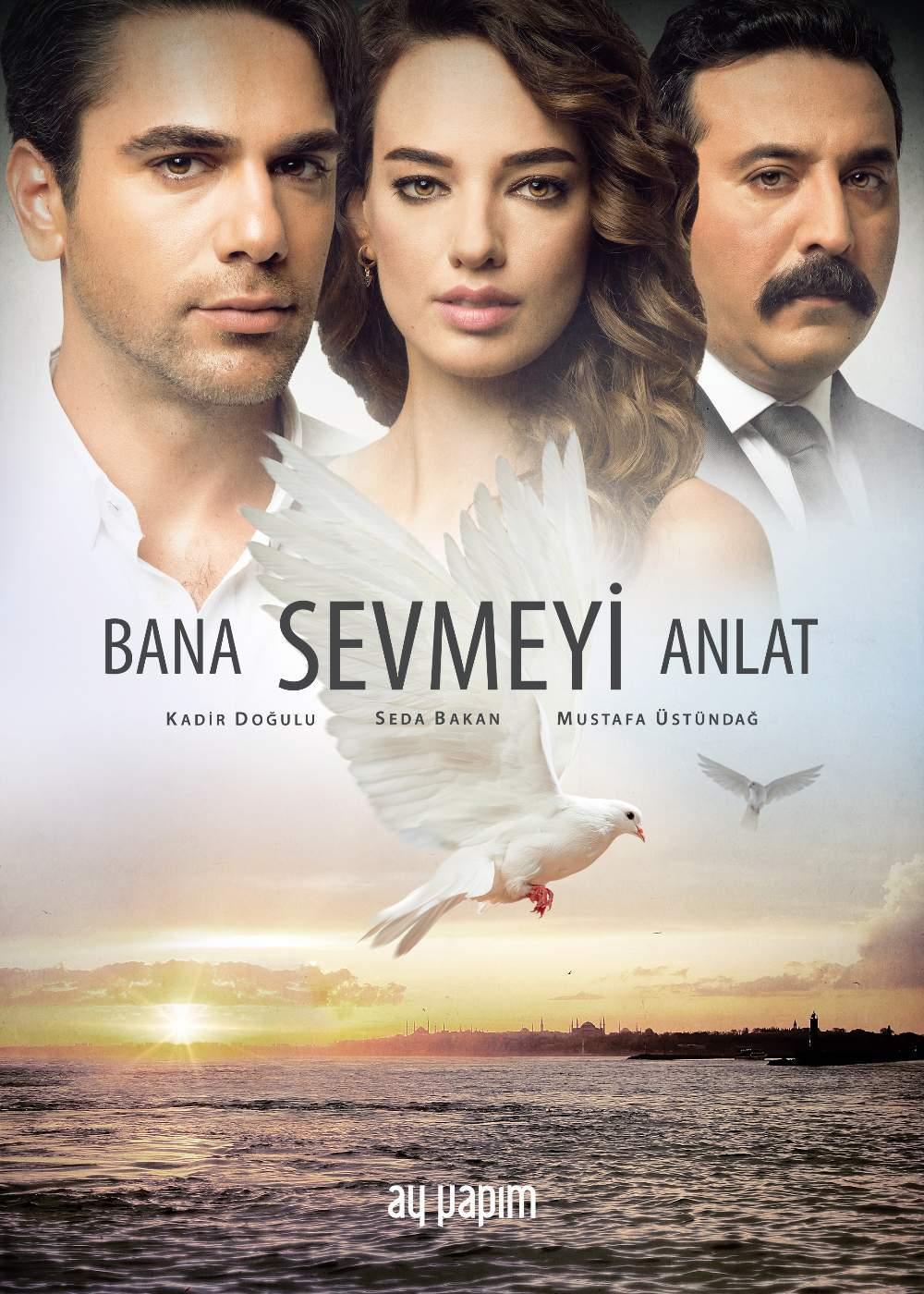 Bana Sevmeyi Anlat مسلسل علمني كيف أحب 1 التركي مترجم + تقرير