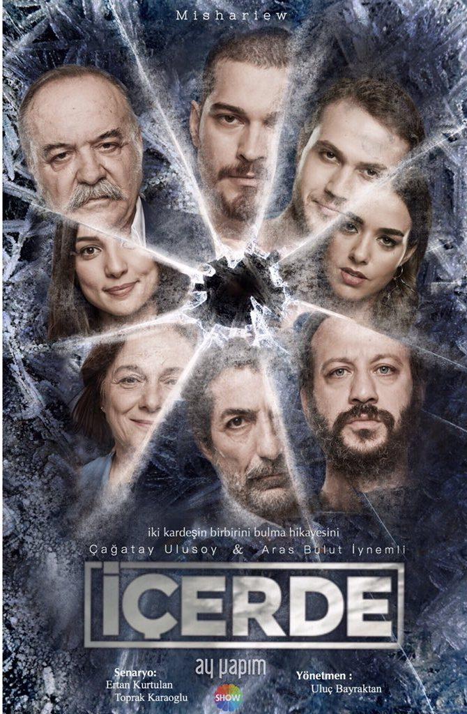 Icerde مسلسل في الداخل الجزء الأول التركي مترجم للعربية + تقرير