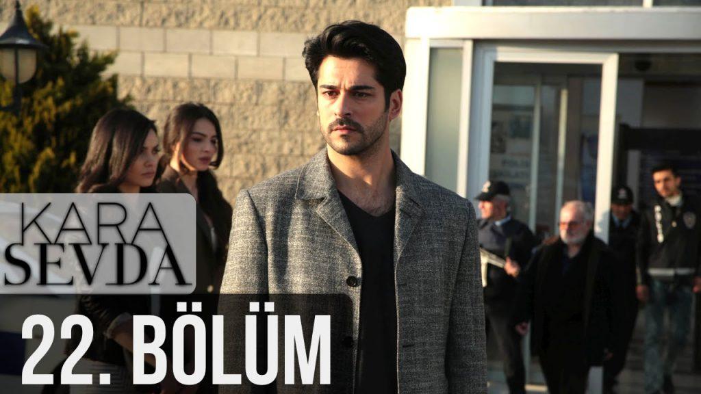 Kara Sevda مسلسل حب أعمى الجزء الثاني التركي مترجم للعربية + تقرير