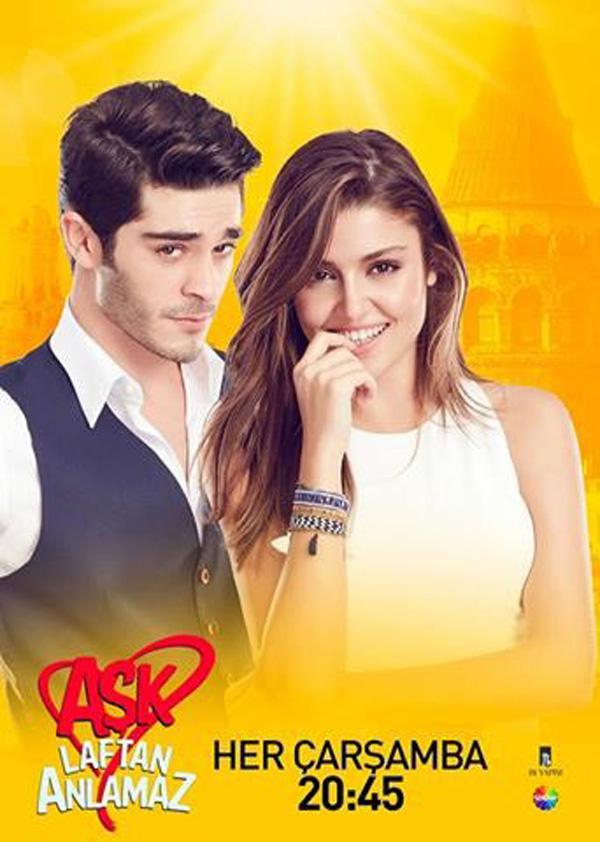 الحب لا يفهم من الكلام Aşk Laftan Anlamaz