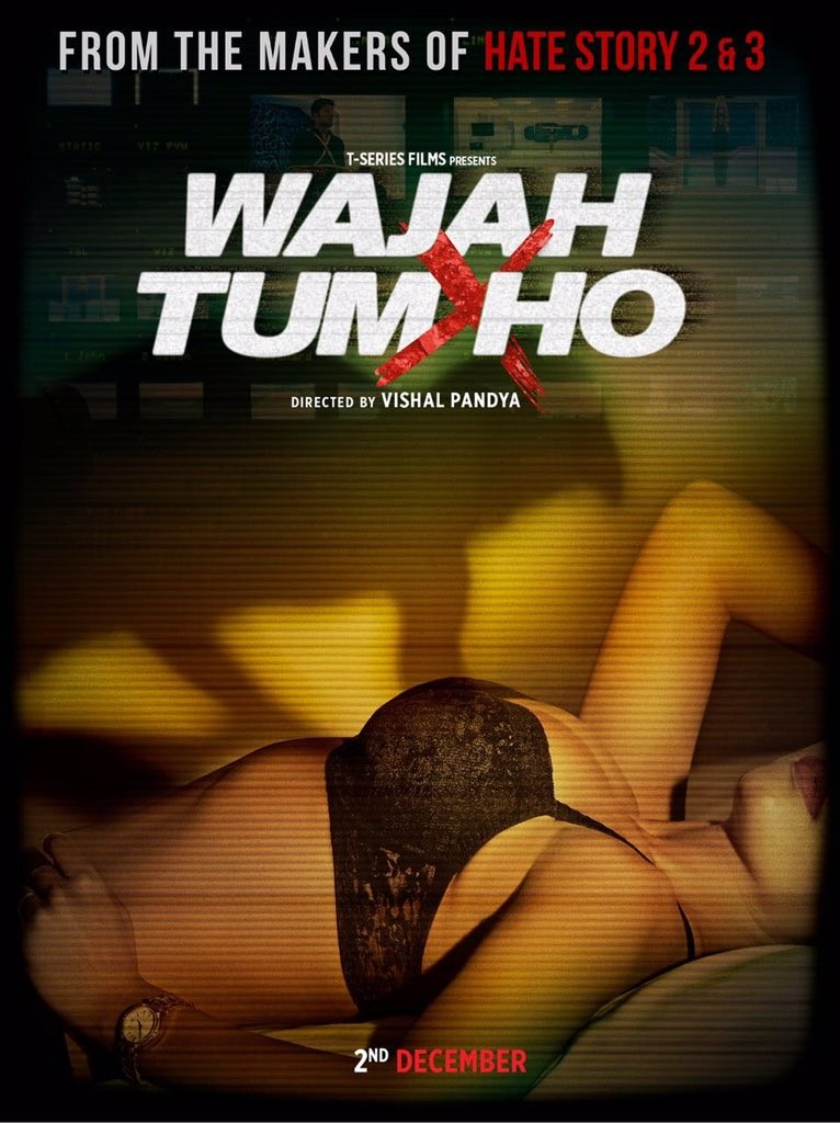 أنت السبب 2016 فيلم Wajah Tum Ho الهندي مترجم للعربية + تقرير