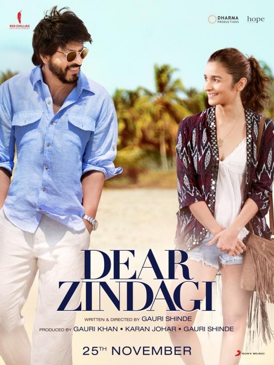 حياتي العزيزة 2016 فيلم Dear Zindagi الهندي مترجم للعربية + تقرير