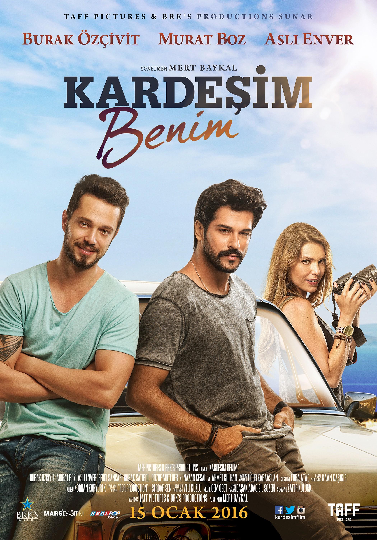 فيلم اخي وانا Kardesim Benim
