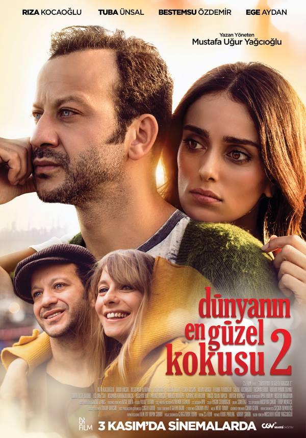 فيلم أجمل رائحة في الدنيا 2 Dünyanin En Güzel Kokusu