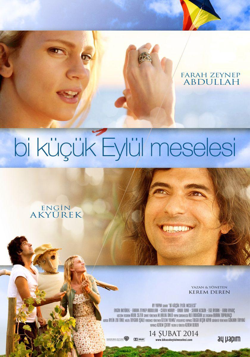 Bi Küçük Eylül Meselesi 2014 فيلم مشكلة صغيرة في أيلول التركي مترجم للعربية + تقرير