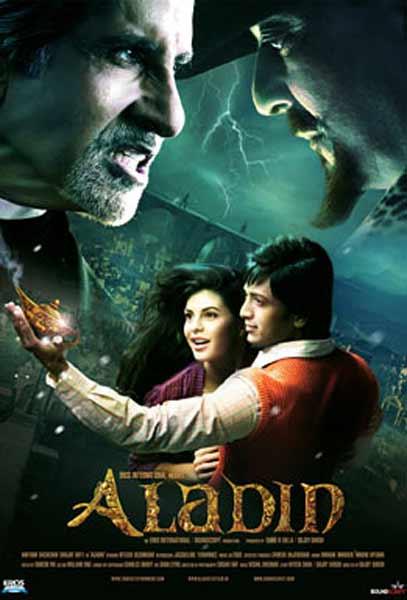 علاء الدين 2009 فيلم Aladin الهندي مترجم للعربية + تقرير