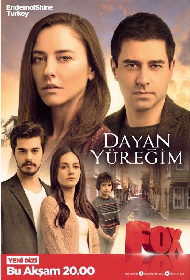 2017 Dayan Yüreğim مسلسل تحمّل يا قلبي التركي مترجم + تقرير