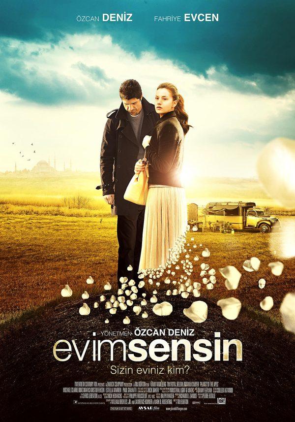 Evim Sensin 2012 فيلم أنت منزلي التركي مترجم للعربية + تقرير