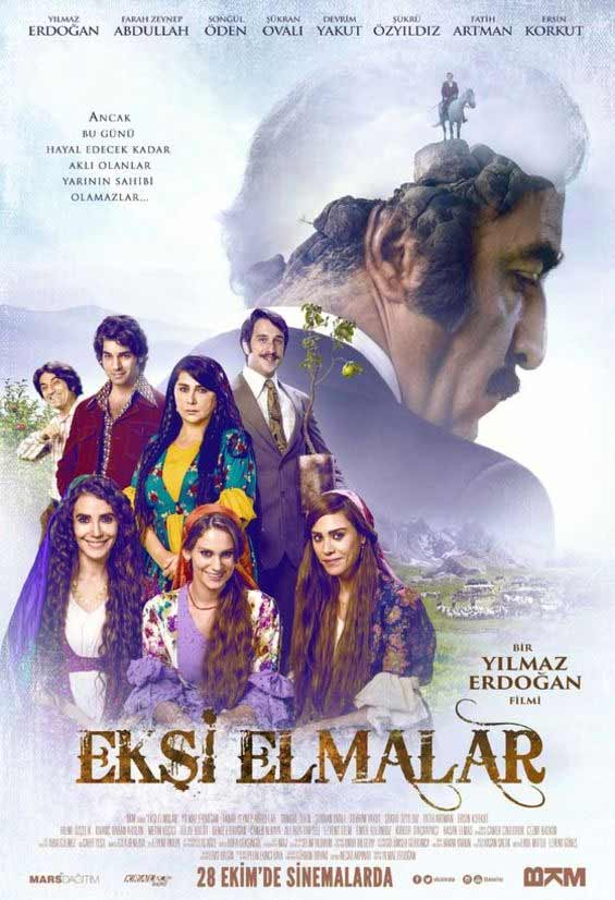 Eksi Elmalar 2016 فيلم التفاح الحامض التركي مترجم للعربية + تقرير