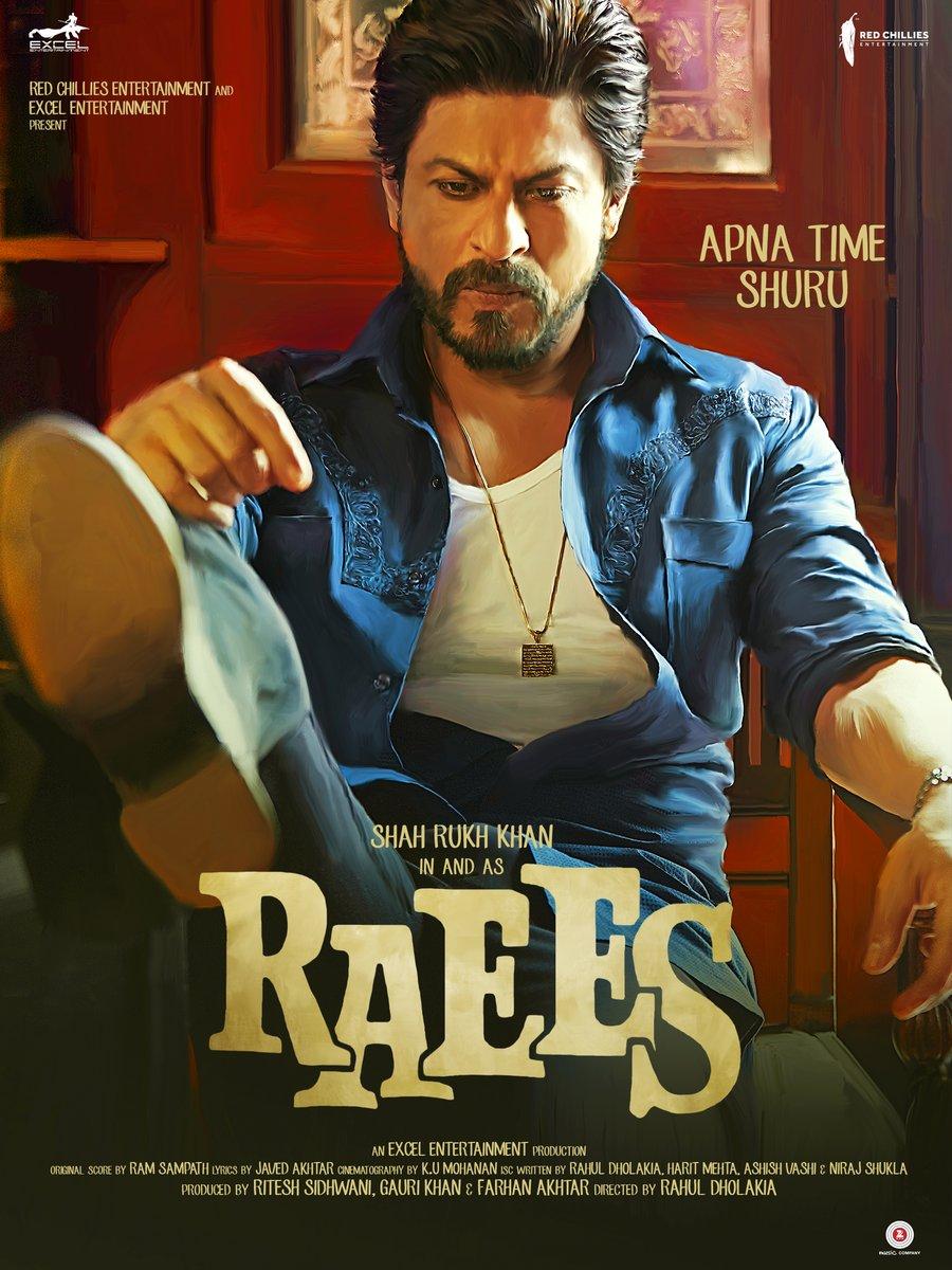 فيلم Raees