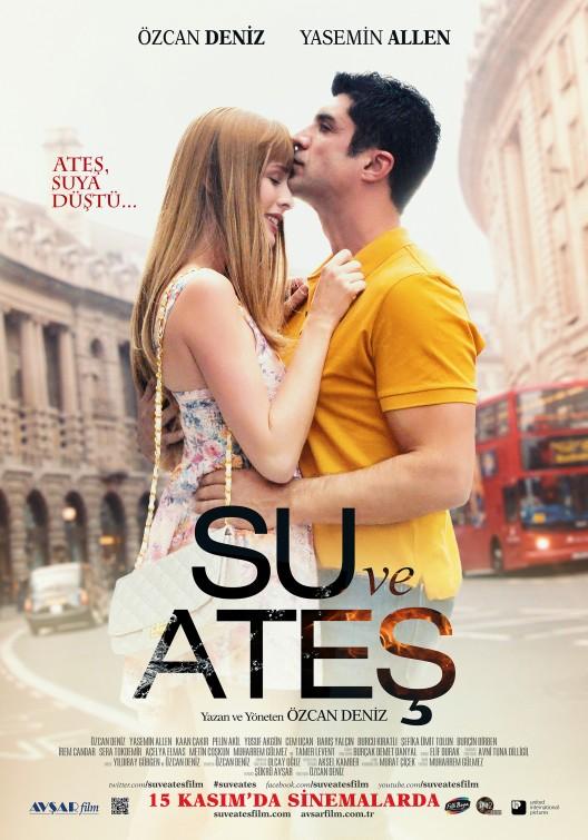Su ve Ates 2013 فيلم الماء والنار التركي مترجم للعربية + تقرير