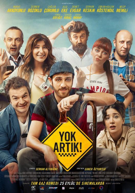 Yok Artik 2015 فيلم لايعقل التركي مترجم للعربية + تقرير