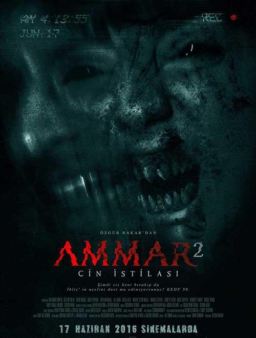 Ammar 2 Cin Istilasi 2016 فيلم كاتب التركي مترجم للعربية + تقرير