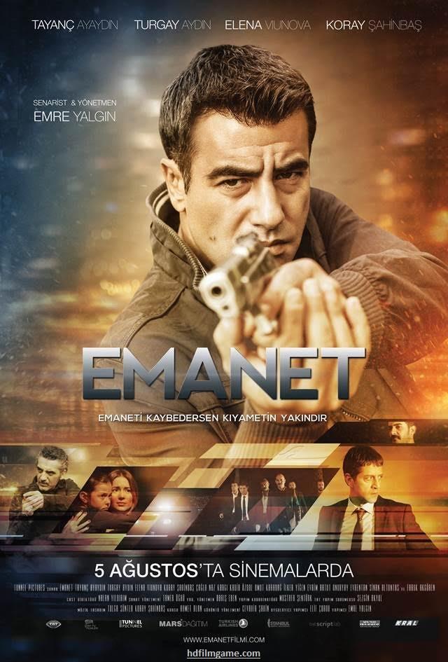 emanet 2016 فيلم كاتب التركي مترجم للعربية + تقرير