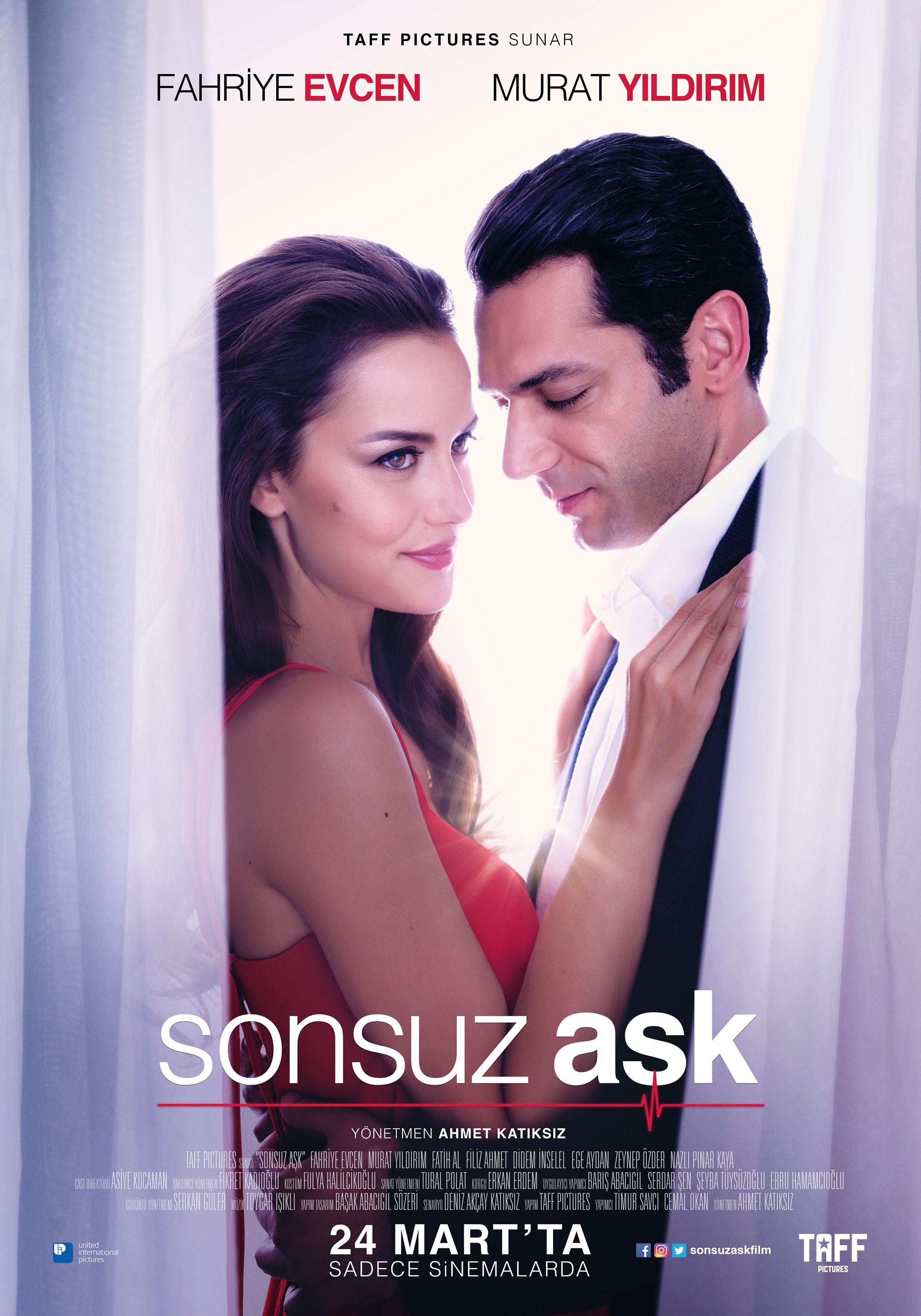 الحب الأبدي 2017 فيلم Sonsuz Ask التركي مترجم للعربية + تقرير