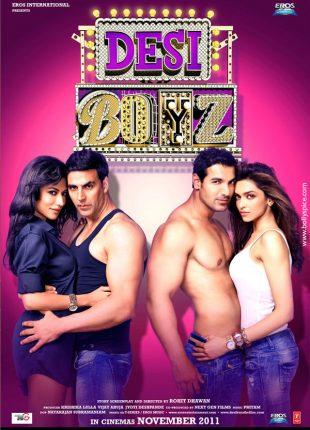 ديسي بويز 2011 فيلم Desi Boyz الهندي مترجم للعربية + تقرير