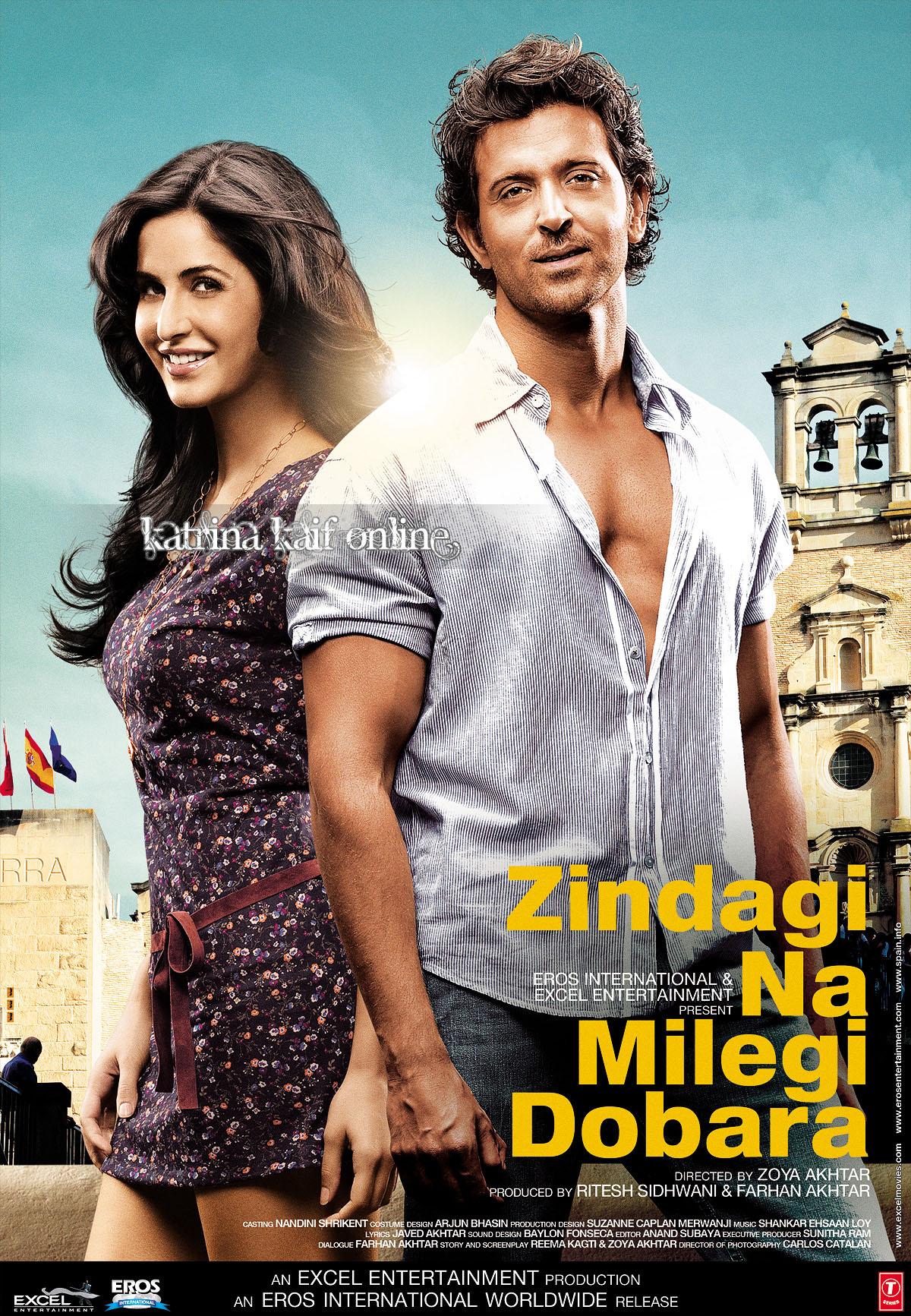 لن تحصل على هذه الحياة مرة أخرى 2011 فيلم Zindagi Na Milegi Dobara الهندي مترجم للعربية + تقرير
