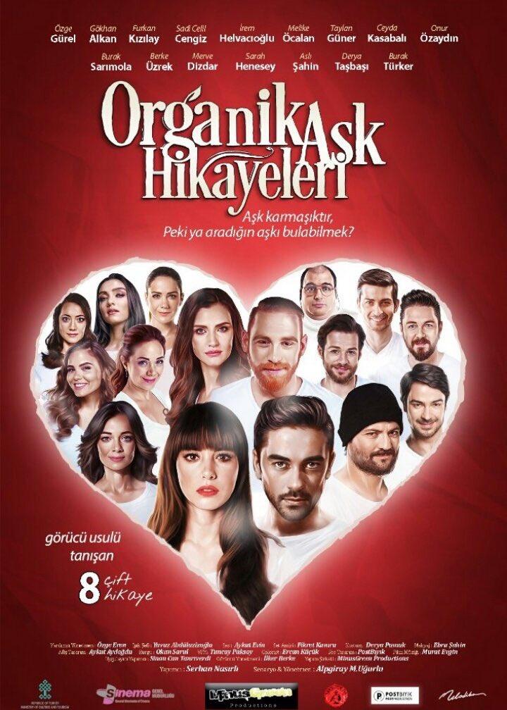حكايات حب عضوية 2017 فيلم Organik Ask Hikayeleri التركي مترجم للعربية + تقرير