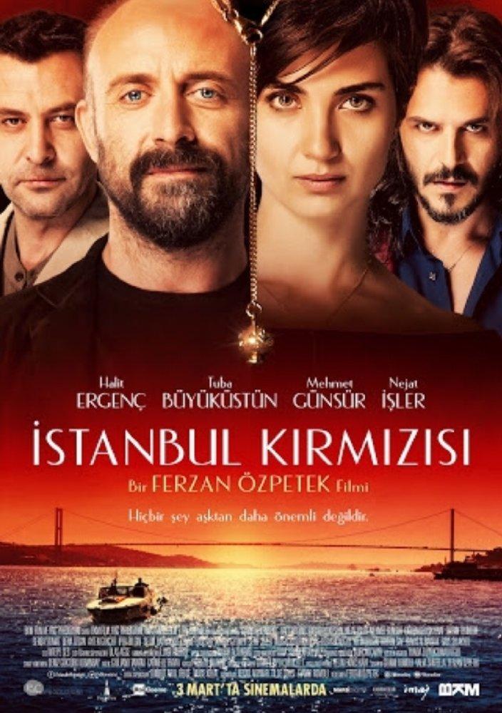 فيلم اسطنبول الحمراء İstanbul Kırmızısı