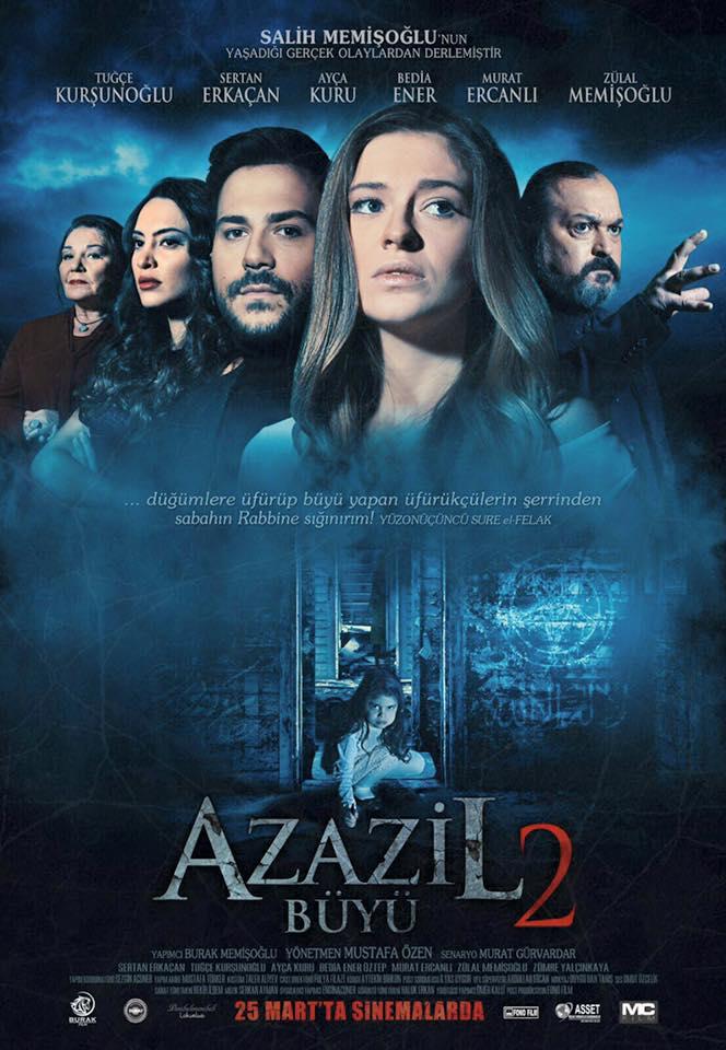 أزازيل 2 السحر 2016 فيلم Azazil 2 Buyu التركي مترجم للعربية + تقرير