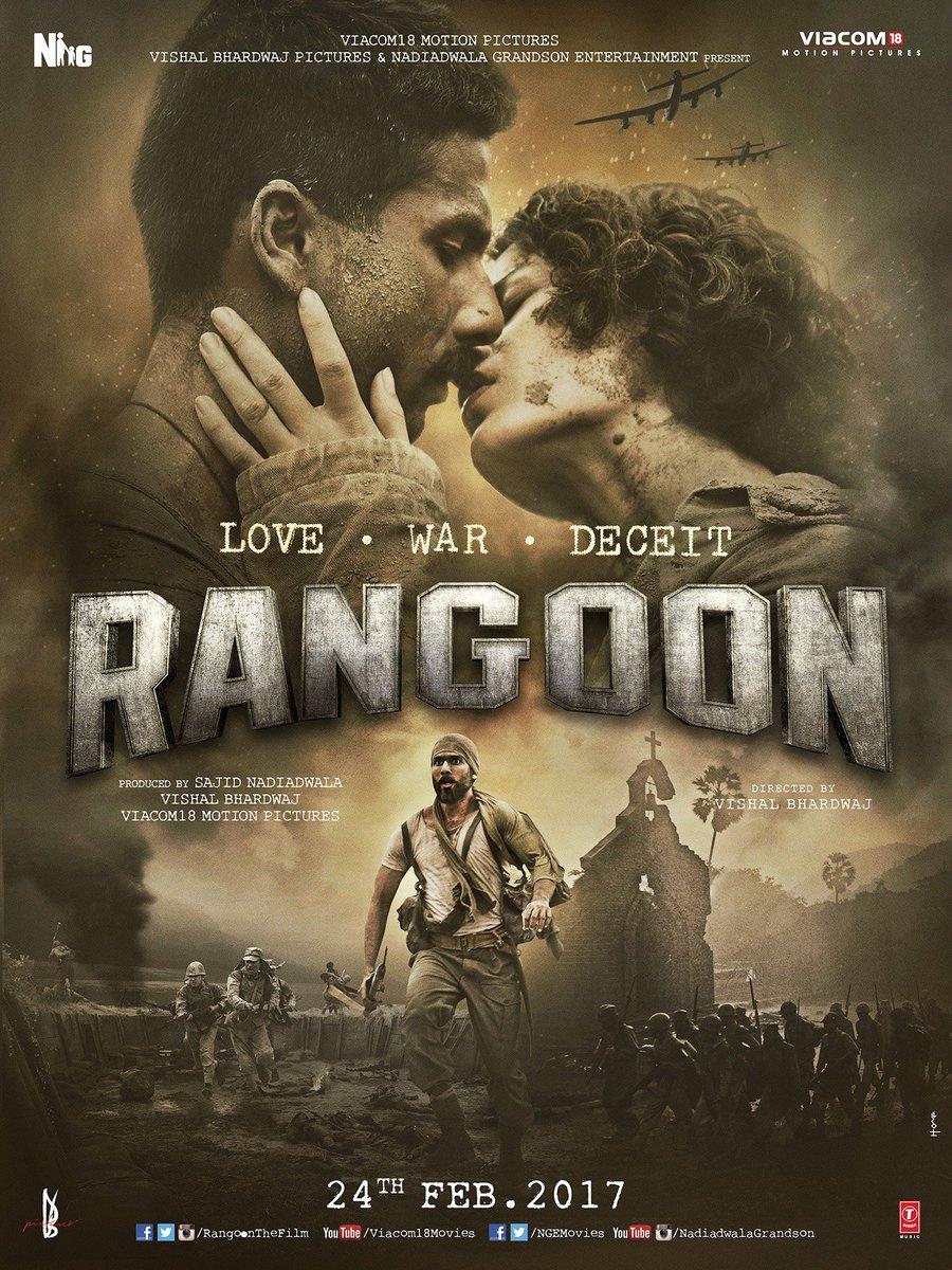 فيلم Rangoon