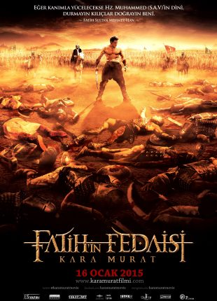 فيلم الحارس مراد Fatih'in Fedaisi Kara Murat