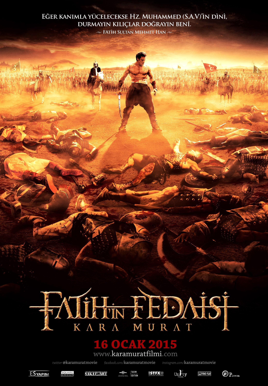 Fatih'in Fedaisi Kara Murat 2015 فيلم الحارس مراد التركي مترجم للعربية + تقرير