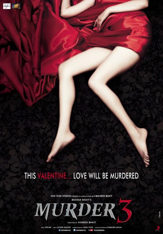 قتل 3 2013 فيلم Murder 3 الهندي مترجم للعربية + تقرير