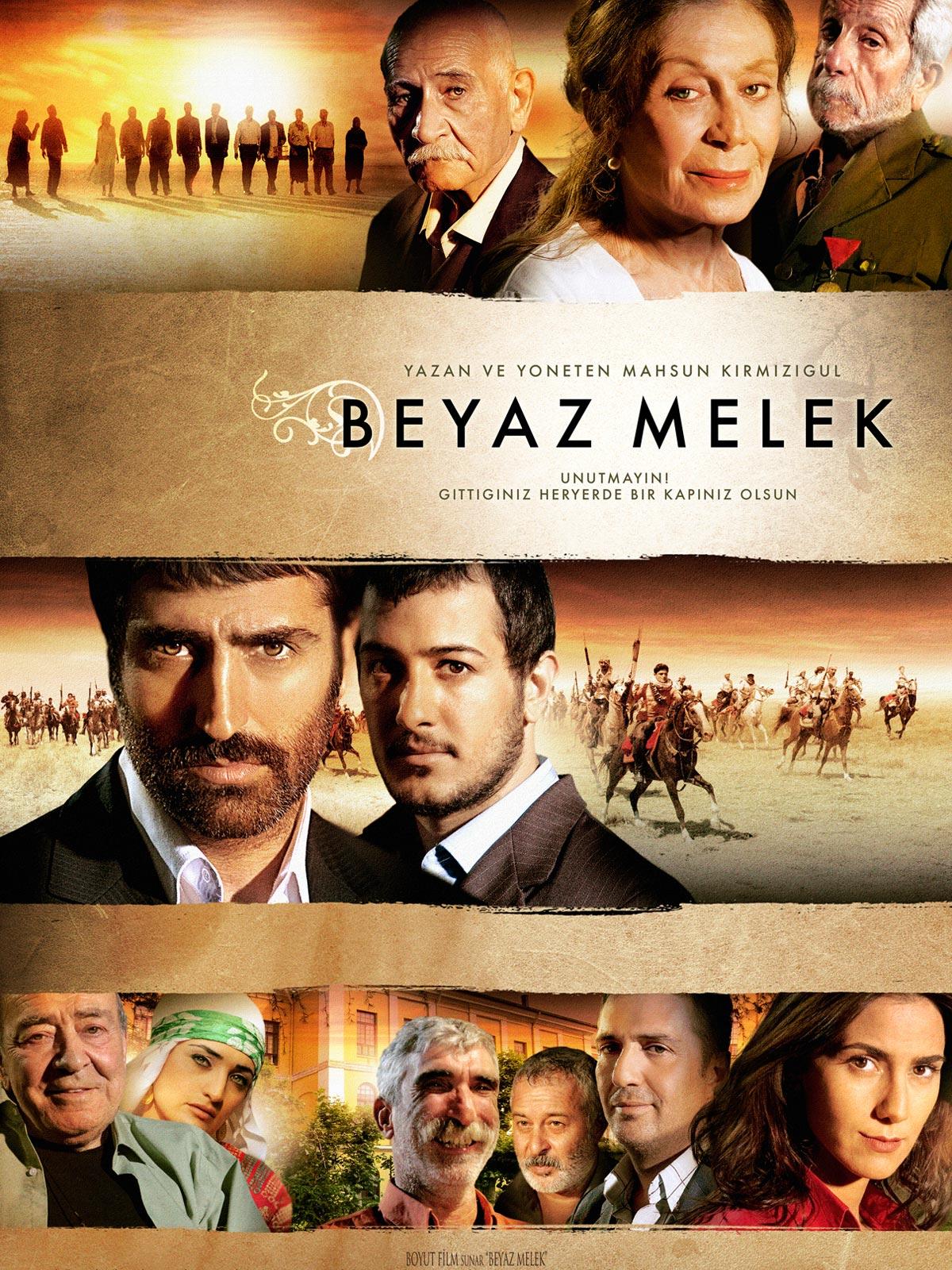 الملاك الأبيض 2007 فيلم Beyaz Melek التركي مترجم للعربية + تقرير