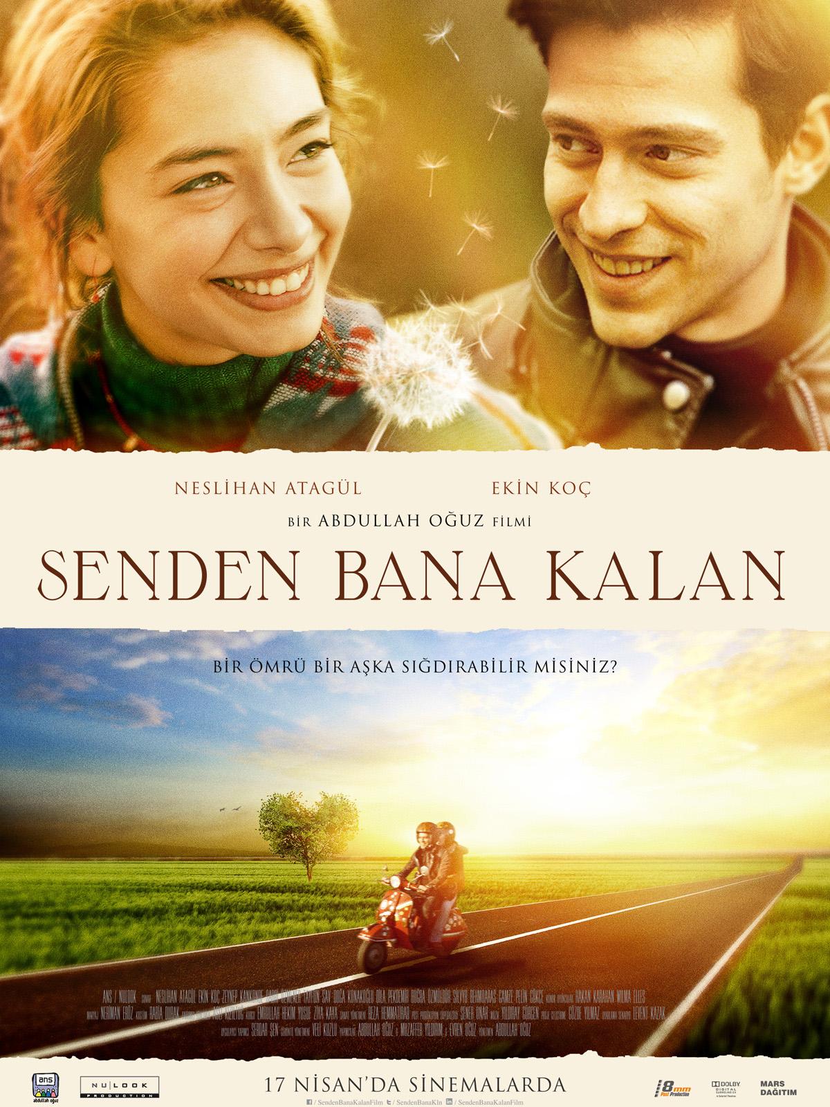 فيلم ذكريات Senden Bana Kalan