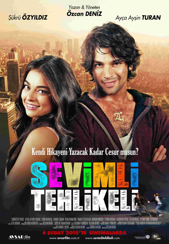 اللطيف و الخطير 2015 فيلم Sevimli Tehlikeli التركي مترجم للعربية + تقرير