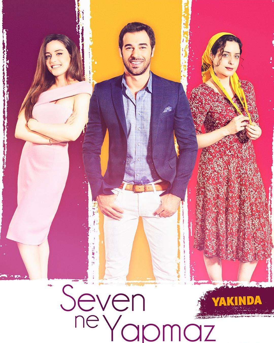 Seven Ne Yapmaz مسلسل العاشق يفعل المستحيل التركي مترجم