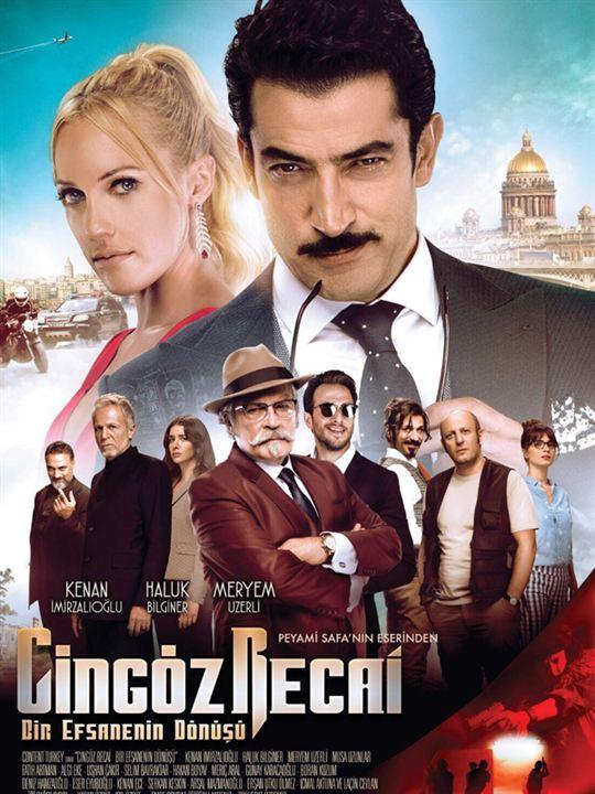 فيلم عودة الأسطورة Cingöz Recai