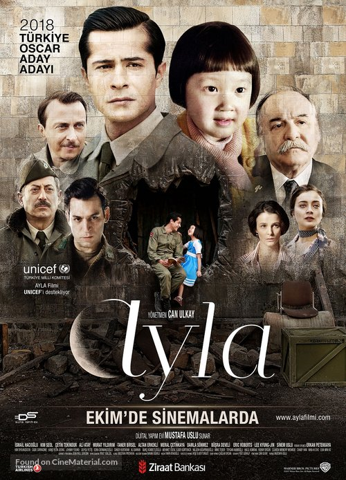Ayla 2017 فيلم أيلا التركي مترجم للعربية تقرير