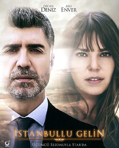 عروس اسطنبول الموسم الثالث 3 Istanbullu Gelin