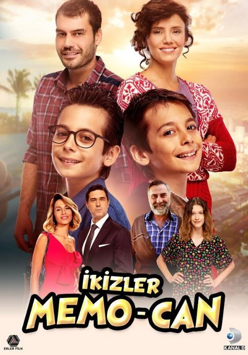 التوأمان ميمو وجان Ikizler Memo-Can