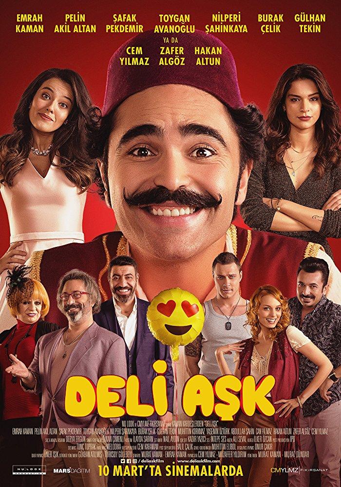 فيلم العشق المجنون Deli Ask