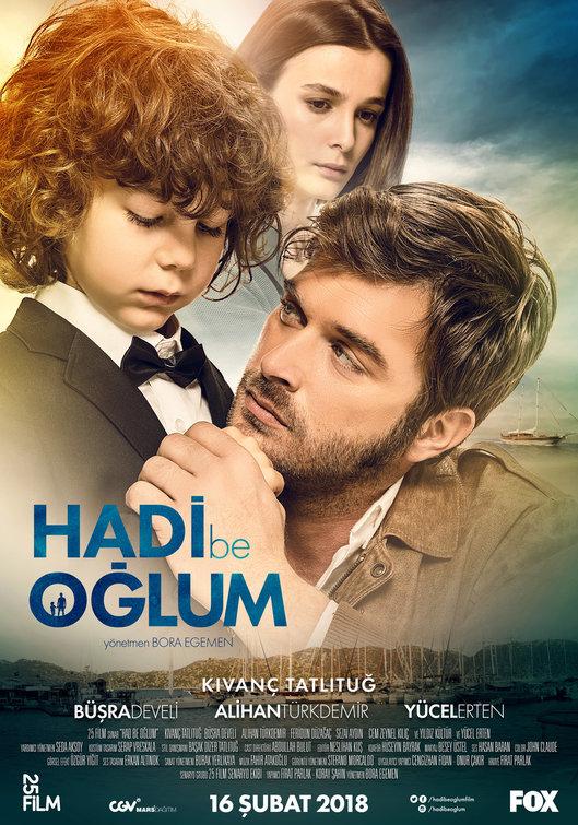 """الفيلم التركي """"هيا يا ابني"""". تقرير عن الفيلم + صور للأبطال + مدبلج أونلاين. فيلم هيا يا ابني مدبلج."""