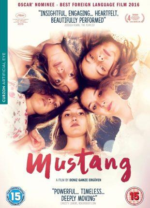 فيلم الحصان البري Mustang