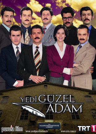 الرجال السبعة Yedi Güzel Adam