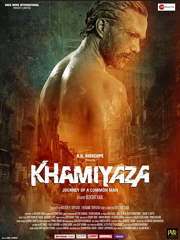 """2019 مشاهدة الفيلم الهندي """"فيلم Khamiyaza """" مترجم أونلاين. تقرير عن الفيلم+ صور الأبطال. فيلم Khamiyaza الهندي مترجم للعربية. فيلم مترجم"""