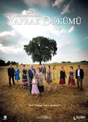 الأوراق المتساقطة مدبلج Yaprak Dökümü