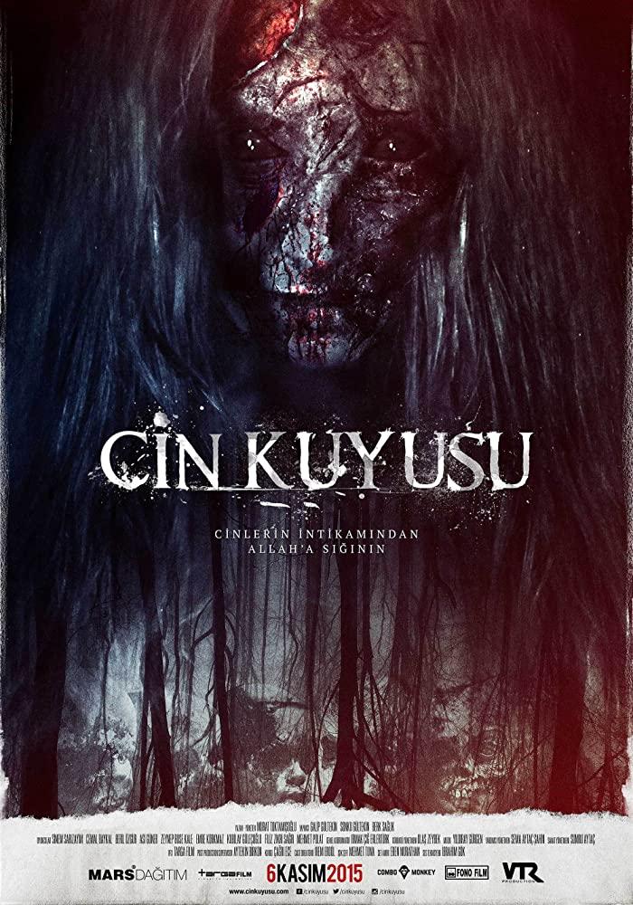 """2015 الفيلم التركي """"Cin Kuyusu """". تقرير عن الفيلم + صور للأبطال + مترجم أونلاين . Cin Kuyusu مترجم."""
