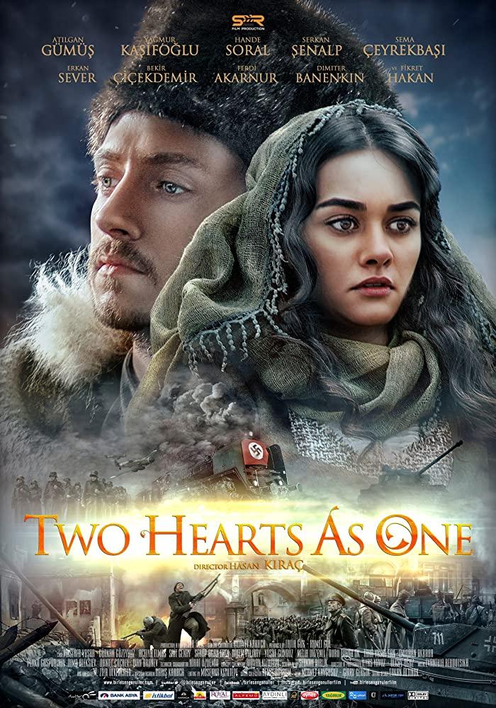 """2014 الفيلم التركي """"Two Hearts as One"""". تقرير عن الفيلم + صور للأبطال + مترجم أونلاين . Two Hearts as One مترجم."""