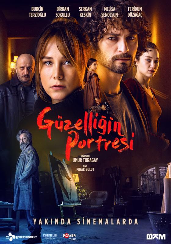 """2019 الفيلم التركي """"لوحة الجمال"""". تقرير عن الفيلم + صور للأبطال + مترجم أونلاين . لوحة الجمال مترجم."""