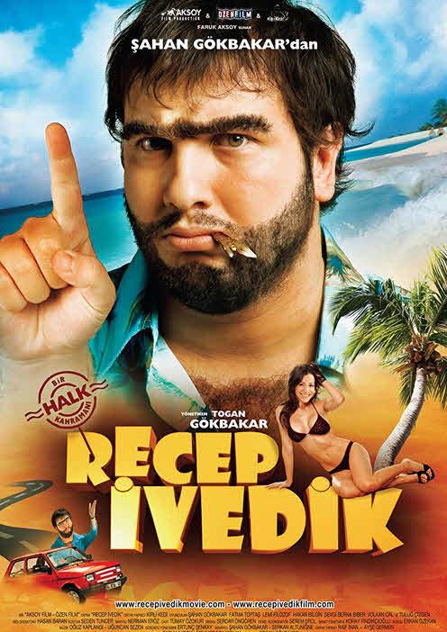 """2008 الفيلم التركي """"رجب ايفيديك 1"""". تقرير عن الفيلم + صور للأبطال + مترجم أونلاين . رجب ايفيديك 1 مترجم."""