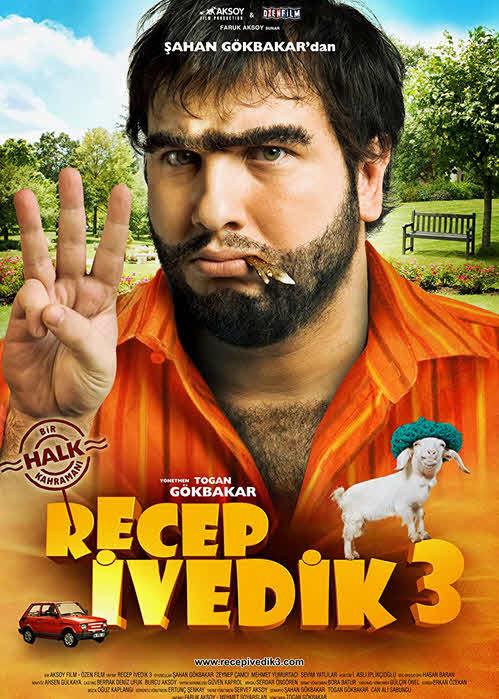 """2010 الفيلم التركي """"رجب ايفيديك 3"""". تقرير عن الفيلم + صور للأبطال + مترجم أونلاين . رجب ايفيديك 3 مترجم."""
