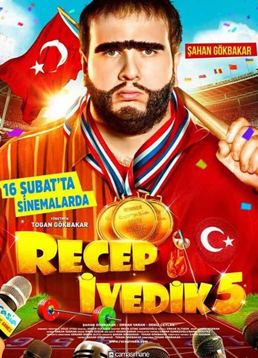 """2017 الفيلم التركي """"رجب ايفيديك 5"""". تقرير عن الفيلم + صور للأبطال + مترجم أونلاين . رجب ايفيديك 5 مترجم."""