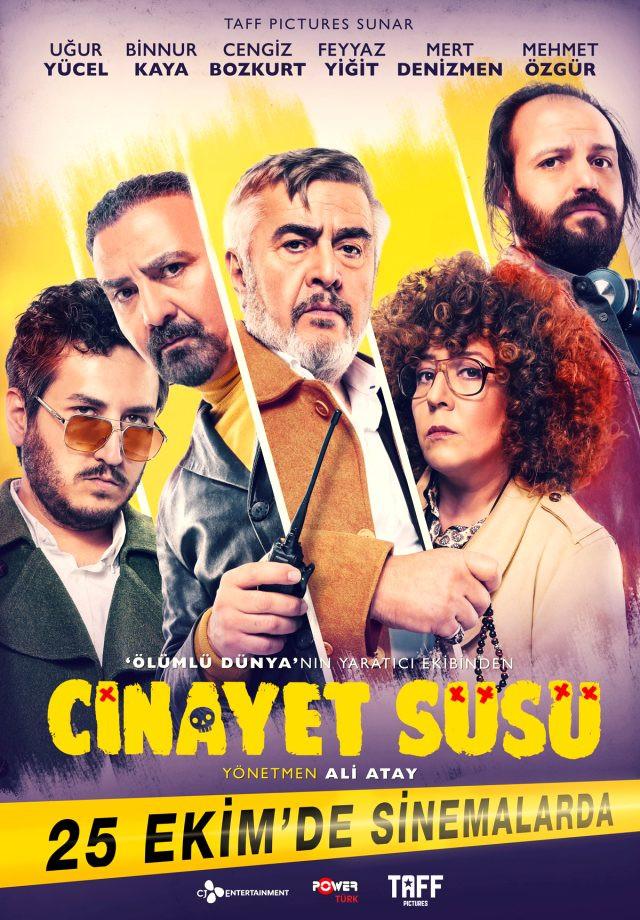 """2019 الفيلم التركي """"أصوات القتل"""". تقرير عن الفيلم + صور للأبطال + مترجم أونلاين . أصوات القتل مترجم."""