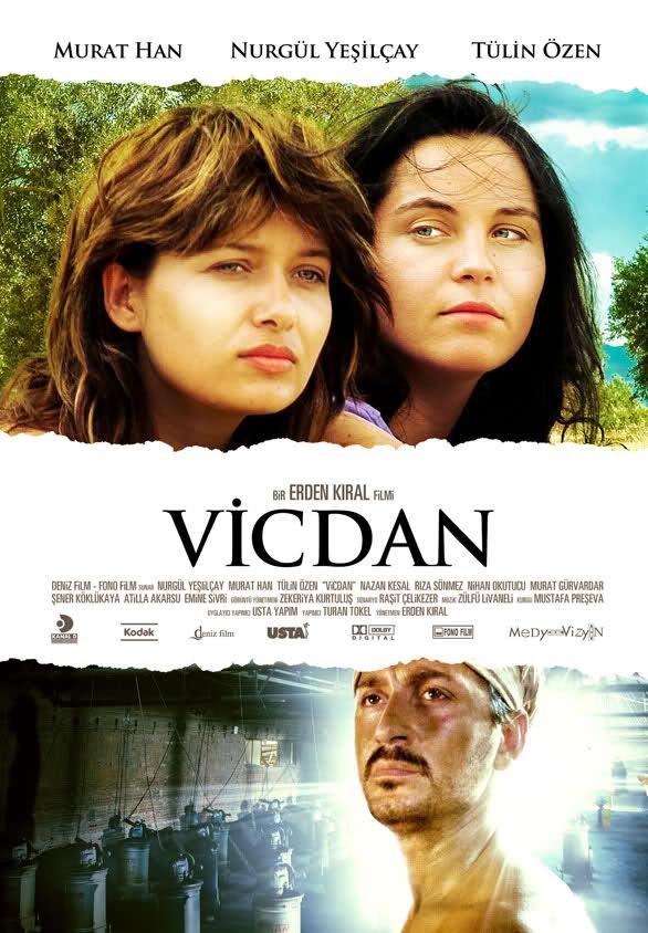 """2008 الفيلم التركي """"الضمير"""". تقرير عن الفيلم + صور للأبطال + مترجم أونلاين . الضمير مترجم."""